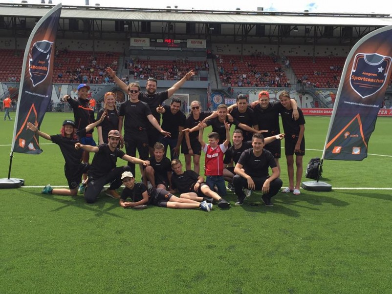 Sportcoaches Maastricht